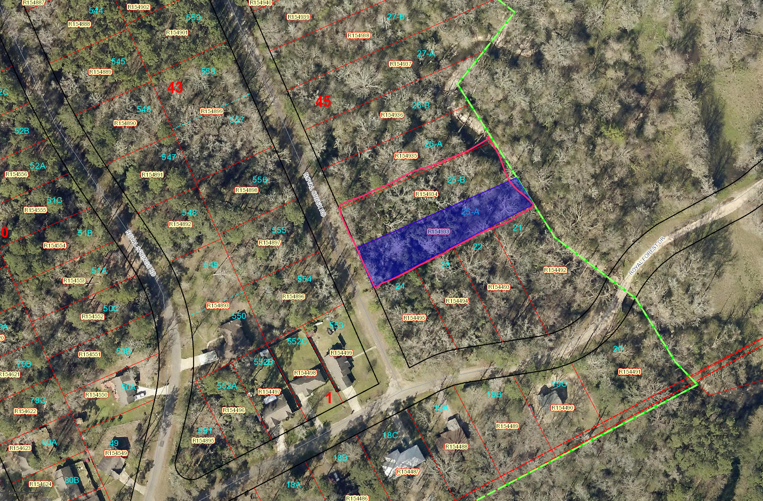 Royal Forest Lot 25a Block 45 Willis Tx 77303 Swehomes Com