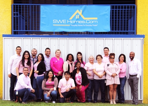 SWE Goes Pink Breast Cancer Awareness